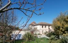 Belle propriété avec pigeonnier, piscine et gîte composé de 2 appartements